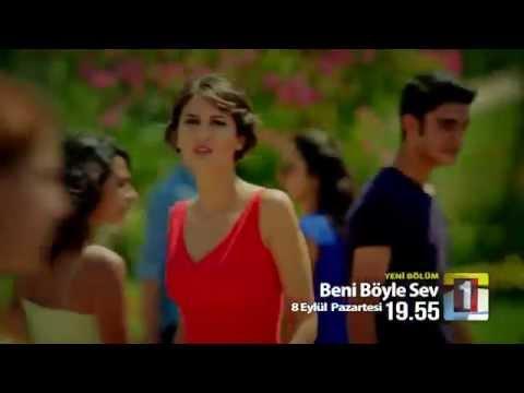 Beni Böyle Sev'in Yeni Bölümü 8 Eylül'de TRT1'de