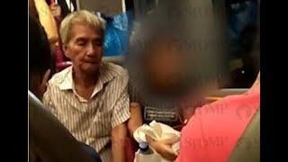 Naik Bus Duduk Sebelah Cewek, Astaga Lihat Tangan Si Kakek