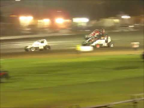 Sprintcars Wingless @ Silver Dollar Speedway 9 6 17