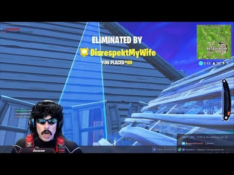 DrDisrespect Gets Trolled By Stream Snipers And Viewers Compilation (Triggered) W/ Chat