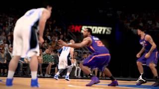 NBA 2K15 Mr Splash Man