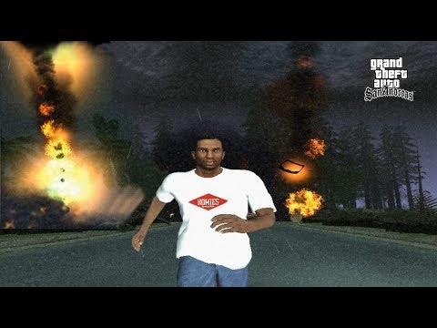 Datangnya Hari Kiamat - GTA San Andreas Dyom