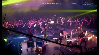 Disco Rock with Symphony orchestra - Bee Gees Tragedy, apache, shake your booty