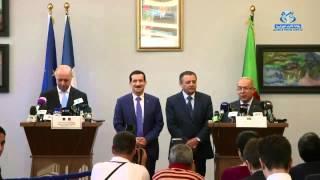 الجزائر-فرنسا: التوقيع على اربعة اتفاقات شراكة اقتصادية