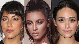 Celebs SLAM Kim Kardashian Over 'Skinny' Comments & Share Their Painful Stories