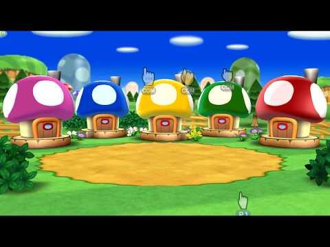 Super Mario Party 9 - Bob Omb Factory Solo Map Rescue The Princess #1