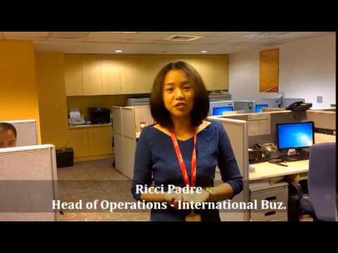 Tech Mahindra BSG - Philippines.