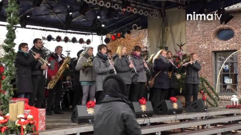 2014week51 05 Klooster Graefenthal Kerstmarkt Youtube