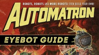 How To Build Eyebots in Fallout 4's Automatron DLC + Pod Schematics Location