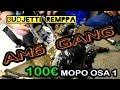 100€ MOPO OSA 1 - AM6 YLÄKERRAN PURKU