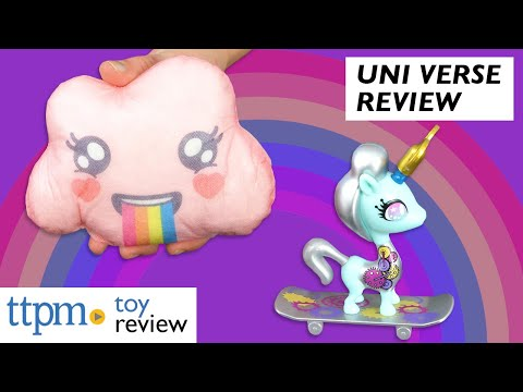 First Look at the New Collectible Toy Uni-Verse rom from Spin Master