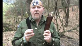 Fundamental Bushcraft - part 1 - the bushcraft knife