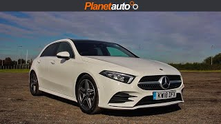 Mercedes A Class AMG Line A200 2018 Micro Review & Road Test