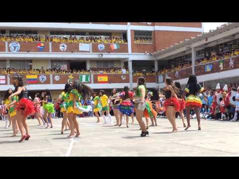 Samba y Lambada Magalenha & Taboo