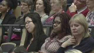 Race Relations Act 50 years on lecture (audio description)
