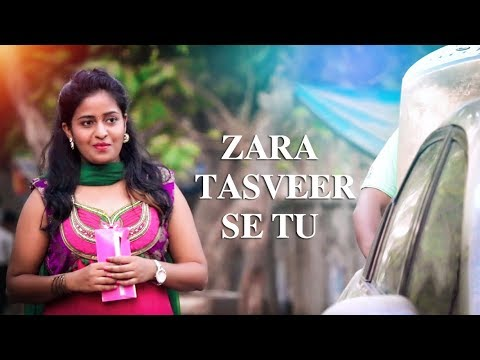 Zara Tasveer Se Tu - Unplugged Cover | BEING MUMBAI | Pardes | Meri Mehbooba | Shahrukh Khan