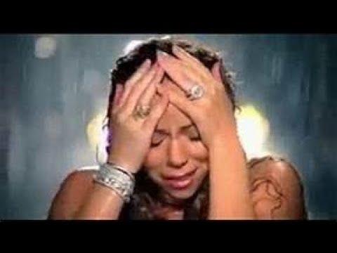 MARIAH CAREY SINGS I'LL BE THERE CRYING AT MJ's MEMORIAL mp3