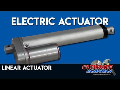 Linear actuator | Electric actuator