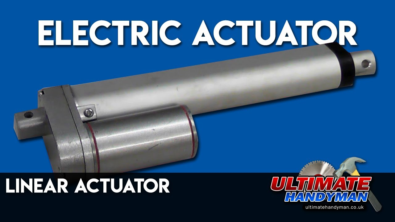 Linear Actuator Electric Youtube Wiring Diagram