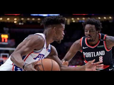 Portland Trail Blazers vs. Philadelphia 76ers Game Day Thread