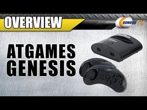 how to fix atgames sega genesis