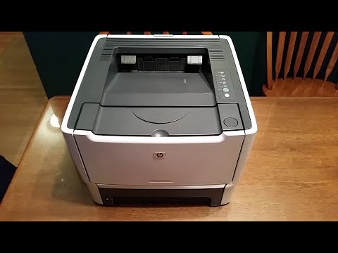 HP LaserJet P2015dn repair - Baking the Formatter board
