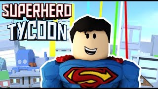 The Super man has a base??!!! Roblox
