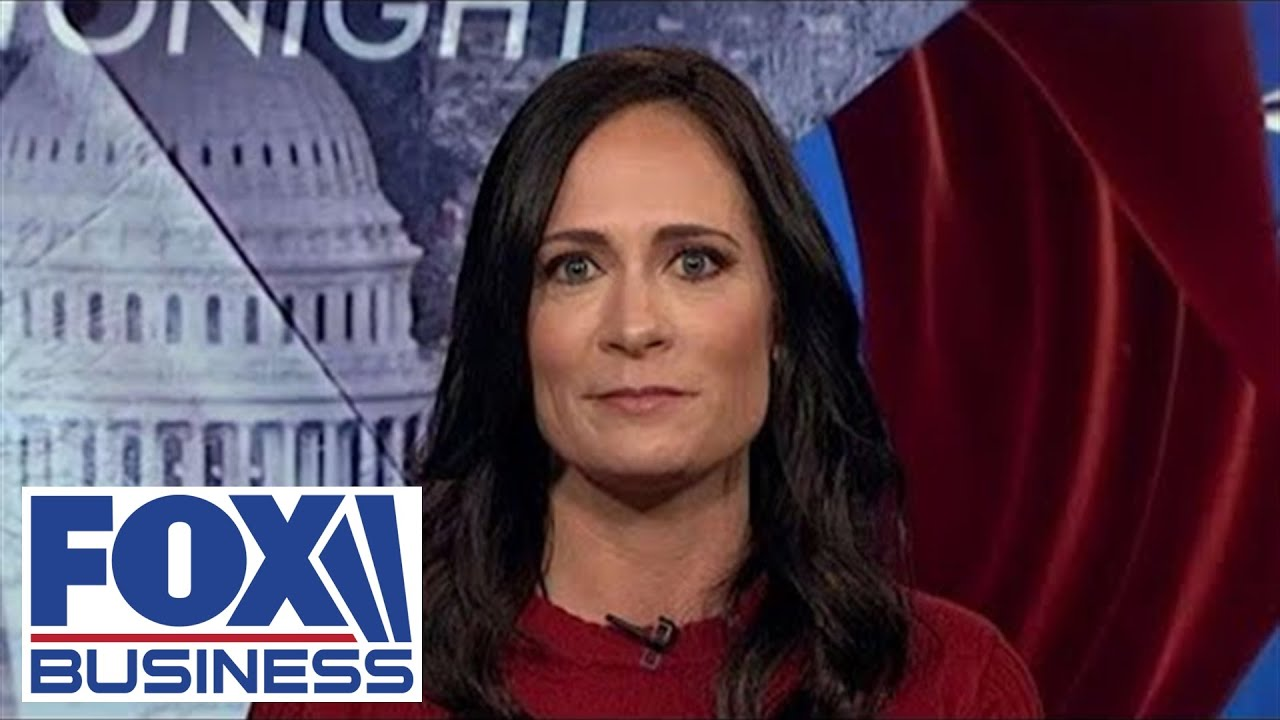 Stephanie Grisham: Dems want to 'divide America' with impeachment