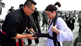 My 2nd Dan Black Belt Test