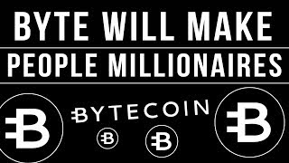 Will ByteCoin (BCN)  Make You A Millionaire in 2018?