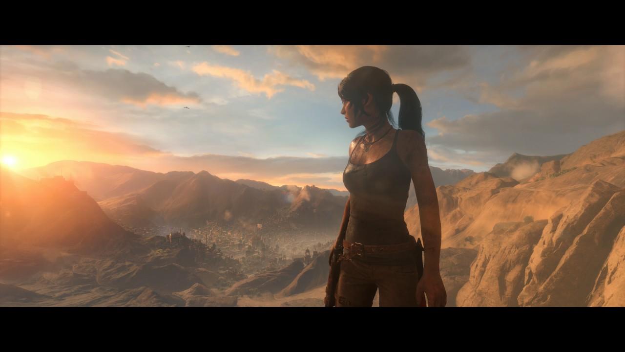 Rise Of The Tomb Raider Wallpaper Engine Desktop Wallpaper
