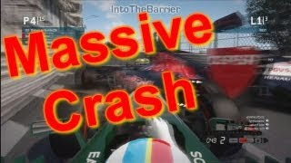 Massive F1 2013 Game Crash! Thumbnail