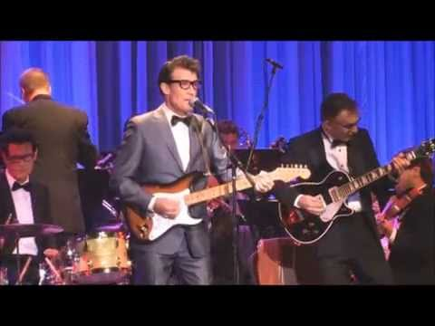 """Buddy Holly's """"Maybe Baby"""" with symphony"""