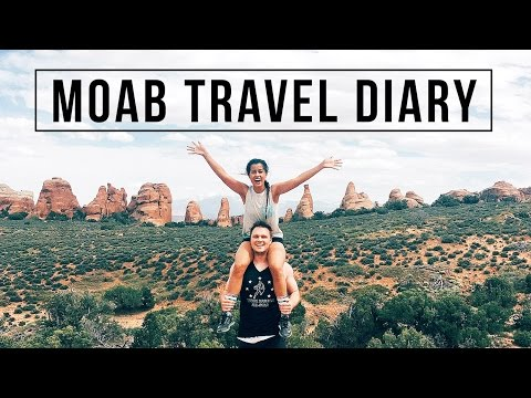 TRAVEL DIARY: Moab, Utah | Arches + Canyonlands