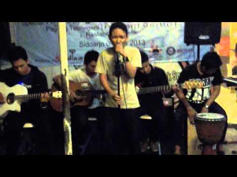 Millenium Of Tomorrow Katakanlah Acoustic  Drive Cover  Live At Kedai Kopi Medan Sidoarjo 1