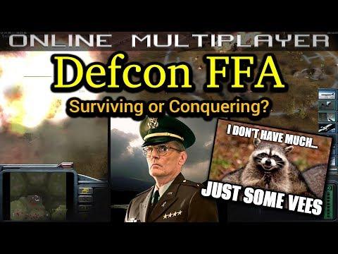Defcon FFA - Laser Army - Pro Rules