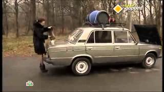 видео Течь радиатора ВАЗ2106