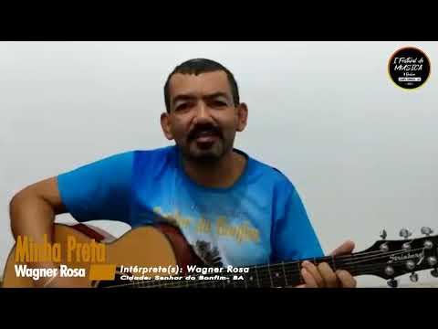 WAGNER ROSA NO 1° FESTIVAL DIGITAL DA MÚSICA DE CAMPO FORMOSO