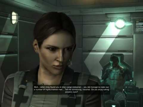 Deus Ex HR: The Missing Link - Factory Zero playthrough