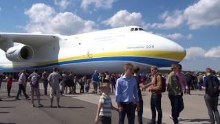 Украина на ILA Berlin 2018 - Ан-225 ''Mрія'', ''Южмаш'', ''Мотор Сичь''