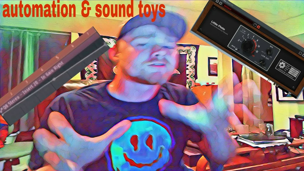 AUTOMATING SOUND TOYS PLUGINS IN FL STUDIO ~(QUICK GUIDE)~