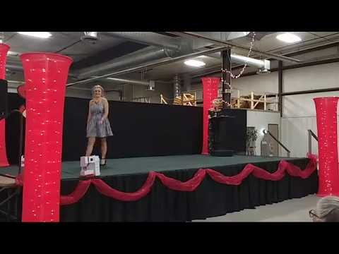 2019 Lancaster County Super Fair - 4-H Fashion Show