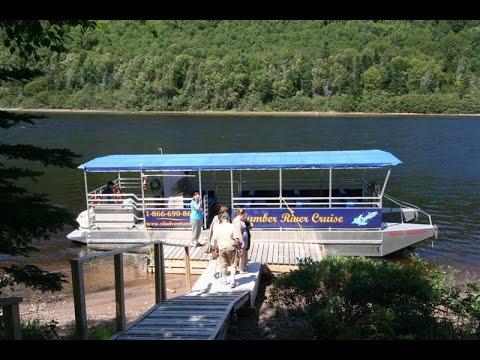 Humber River Boat Tour 2014