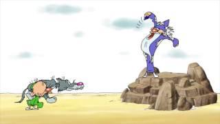 Очень смешной мультик про старика и волка смотреть прикол мультфильм Best Funny Cartoon