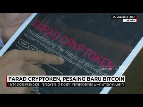 Farad Cryptoken, Penantang Baru Bitcoin