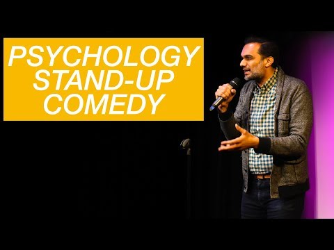 When a therapist and patient share the same fear (psychology stand up comedy)