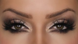 Shimmering Sultry Eye MakeUp For Valentines Day | Shonagh Scott | ShowMe MakeUp thumbnail
