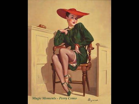 Magic Moments - Perry Como (Letra/Lyrics)