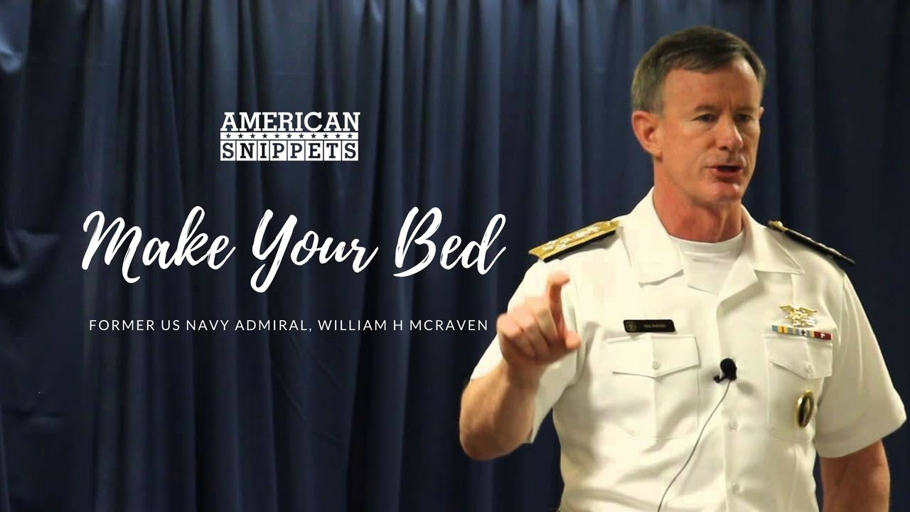 Adm william h mcraven