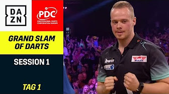 Grand Slam of Darts 2018